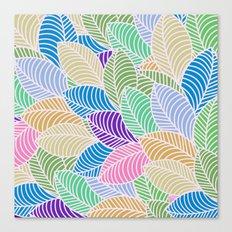 Leaf 21 Canvas Print