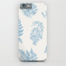 Hammond in Blue iPhone Case