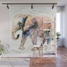 elephant queen - the whole truth Wall Mural
