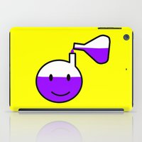 pocket fuel iPad Cases featuring Fuel for the mind by complesso gasparo