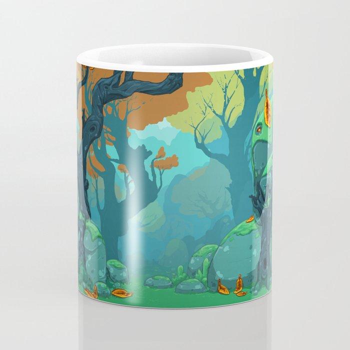 End of Fall Coffee Mug