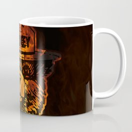 Smokey the Bear Coffee Mug