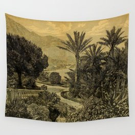 The Gardeners' Chronicle 1874 Wall Tapestry
