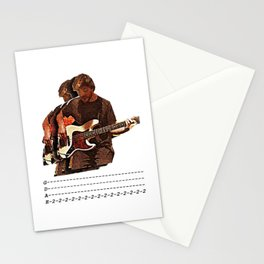 dean town vulfpeck Stationery Cards
