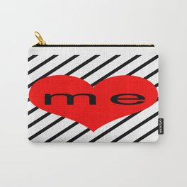 bbnyc: love me Carry-All Pouch