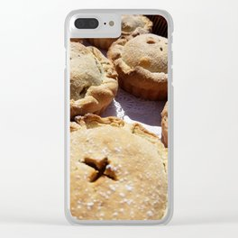 Petite Pies Clear iPhone Case