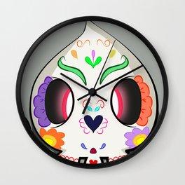 Sugar Duskull Wall Clock
