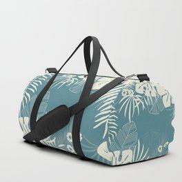 Tropical pattern 047 Duffle Bag