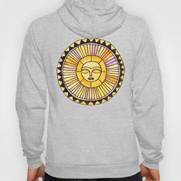 The Sun was incapable of making plans Hoody