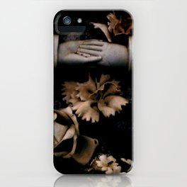 Dark Slumber iPhone Case