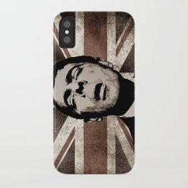 UK BEAN iPhone Case