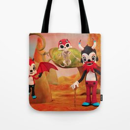Not your Hell Tote Bag