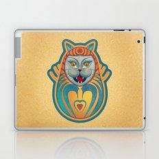 Gato diabólico  Laptop & iPad Skin
