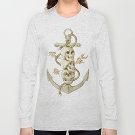 Three Missing Pirates Long Sleeve T-shirt