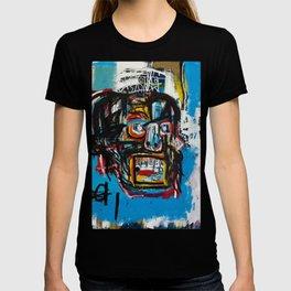 Jean-Michel Basquiat, Untitled Skull (1982) - Society6 Best Artwork  Home Decor T-shirt