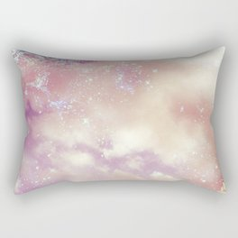 multidimensional mood Rectangular Pillow