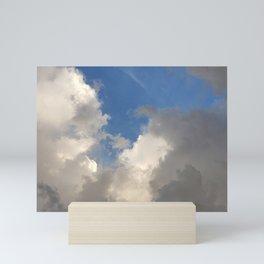 Florida: Cumulus Skies 1 Mini Art Print