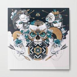 MANTRA Metal Print