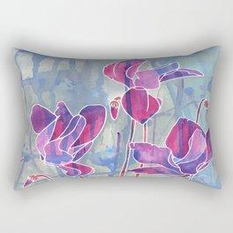 Soft Surrender  Rectangular Pillow