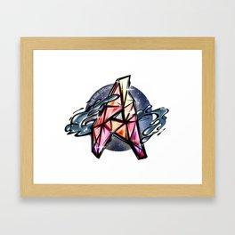Autstanding Framed Art Print