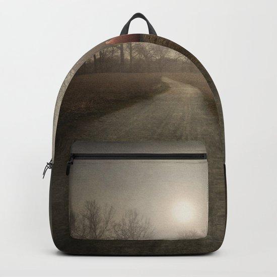 I make my own path Backpack