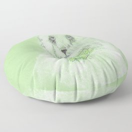 Ming the Panda Floor Pillow