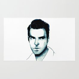 Zachary Quinto Rug