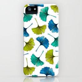 Ginkgo Flush iPhone Case