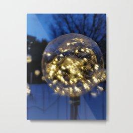 Wonder Lights Metal Print