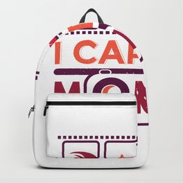 CAPTURE MOMENTS Backpack