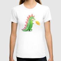 godzilla T-shirts featuring Godzilla by Keyspice