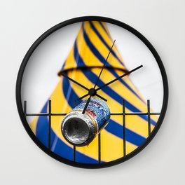 Canned Wall Clock