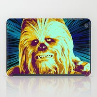 chewbacca iPad Cases featuring Chewbacca by victorygarlic - Niki