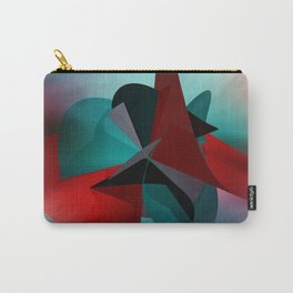 3 colors for a polynomail Carry-All Pouch
