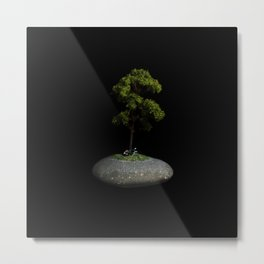 The Second Sanctuary Metal Print