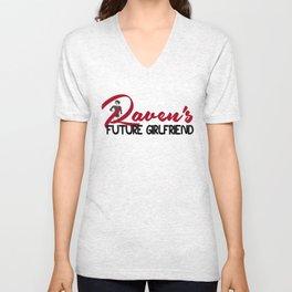 RAVEN'S Future Girlfriend Unisex V-Neck
