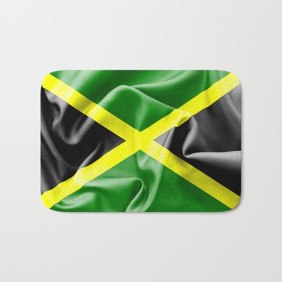 Jamaica Flag Bath Mat