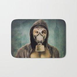 The mask Bath Mat