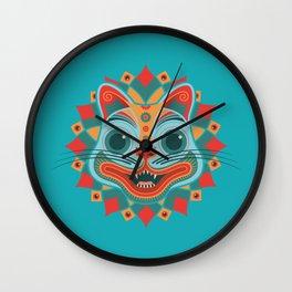 Shashthi Wall Clock