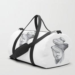literally dizziness Duffle Bag
