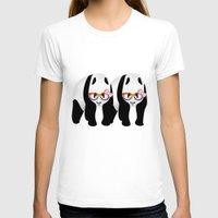 lesbian T-shirts featuring Lesbian  Gay Pride Pandas by mailboxdisco