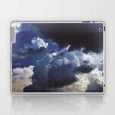 Clouds above Versailles Laptop & iPad Skin