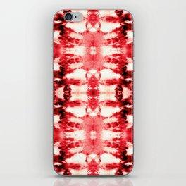Tie-Dye Chili iPhone Skin