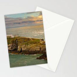 South Stack Lighthouse Anglesey Stationery Cards
