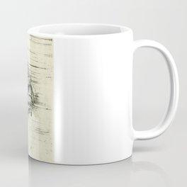 """""""Italian Courtyard Rose"""" Coffee Mug"""