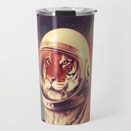 Cosmos Cat Travel Mug