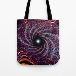 Fractal Dimensions 01 Tote Bag