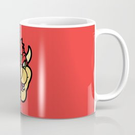Old & New Bowser Coffee Mug