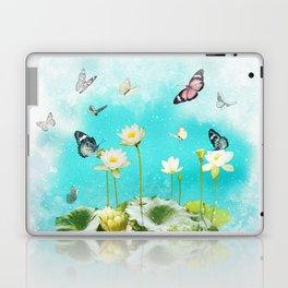 LOTUS Laptop & iPad Skin