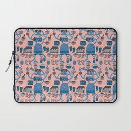 Pattern Project #17 / Bird Life Laptop Sleeve